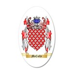 McCully 35x21 Oval Wall Decal