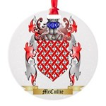 McCullie Round Ornament