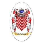 McCullagh Sticker (Oval 10 pk)