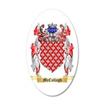 McCullagh 35x21 Oval Wall Decal