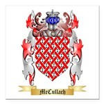 McCullach Square Car Magnet 3
