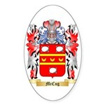 McCug Sticker (Oval 10 pk)