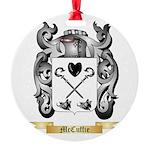 McCuffie Round Ornament