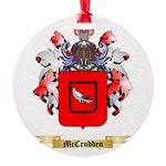 McCrudden Round Ornament