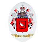 McCrudden Oval Ornament
