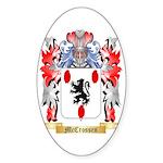 McCrossen Sticker (Oval 10 pk)