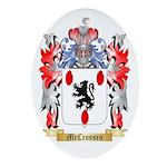 McCrossen Oval Ornament