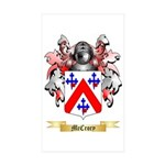 McCrory Sticker (Rectangle 10 pk)