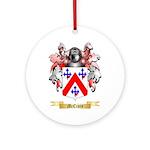 McCrory Round Ornament