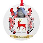 McCrimmon Round Ornament