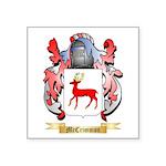 McCrimmon Square Sticker 3