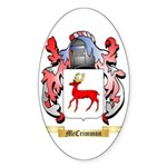 McCrimmon Sticker (Oval)