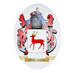 McCrimmon Oval Ornament