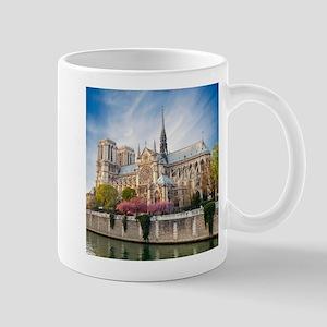Notre Dame Cathedral Mug