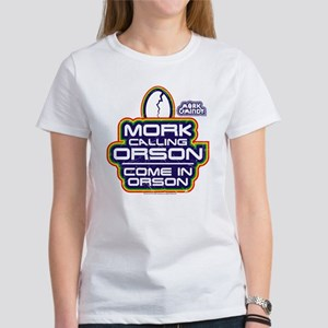 Mork and Mindy: Come In Orson Women's T-Shirt