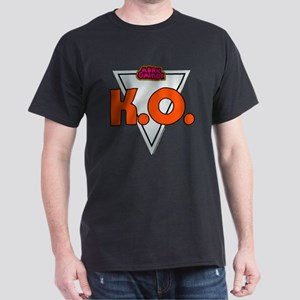 Mork and Mindy: K.O. Dark T-Shirt
