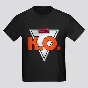 Mork and Mindy: K.O. Kids Dark T-Shirt