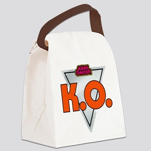 Mork and Mindy: K.O. Canvas Lunch Bag