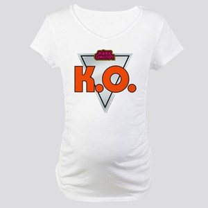 Mork and Mindy: K.O. Maternity T-Shirt