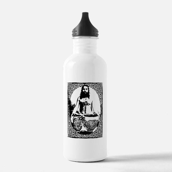 Meditating Guru Water Bottle