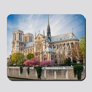 Notre Dame Cathedral Mousepad