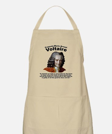 Voltaire Excusable Apron