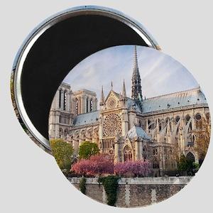 Notre Dame Cathedral Magnet
