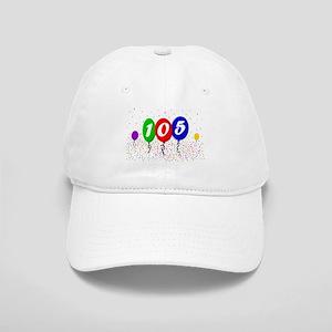 105th Birthday Cap