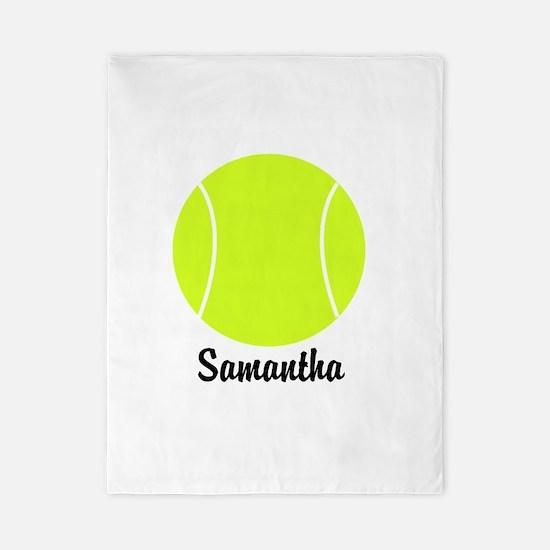 Tennis Ball Twin Duvet