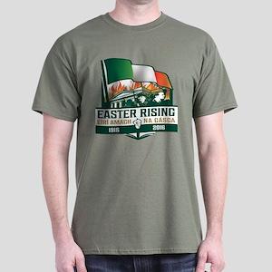 Easter Rising Centenary Dark T-Shirt