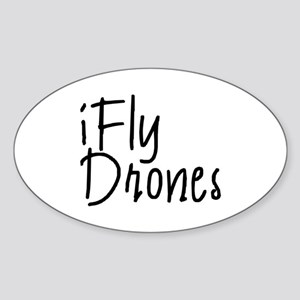 iFly Drones Sticker