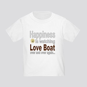 Happiness Is Watching T-Shirt