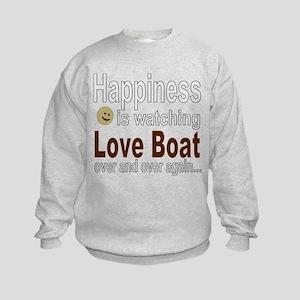 Happiness Is Watching Kids Sweatshirt