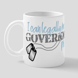 3-icanmesswith Mugs