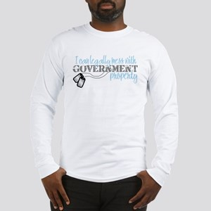 icanmesswith Long Sleeve T-Shirt