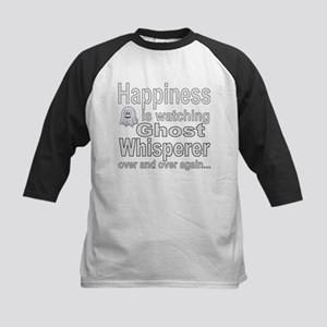 Happiness Is Watching Ghost Whispe Baseball Jersey