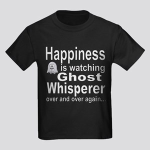 Happiness Is Watching Ghost Whisperer T-Shirt