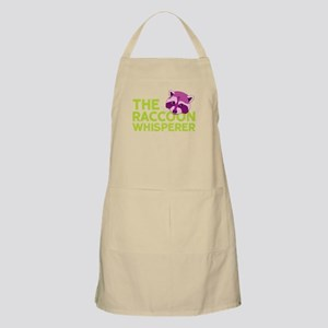 Raccoon Whisperer Apron