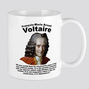 Voltaire Equality Mug