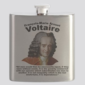 Voltaire Equality Flask