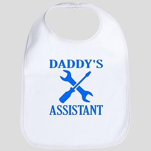 Daddy's Assistant Bib