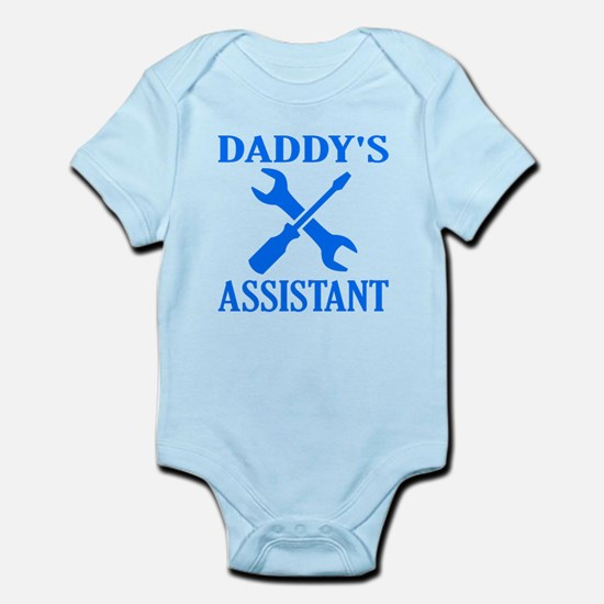 Daddy's Assistant Body Suit
