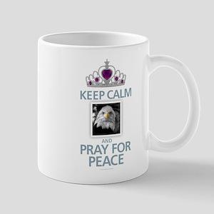 Keep Calm - Peace Mugs