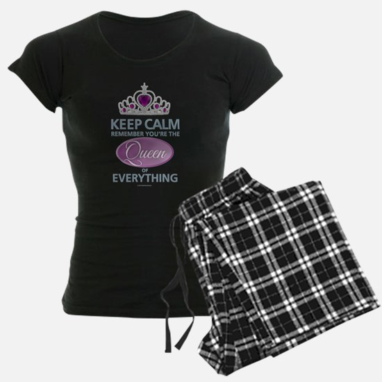 Keep Calm - Queen Pajamas