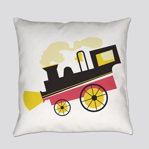 Classic Loco Everyday Pillow