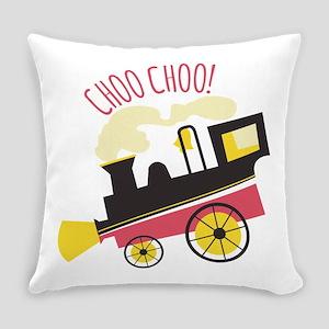 Choo Choo! Everyday Pillow