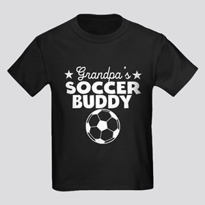 Grandpa's Soccer Buddy T-Shirt
