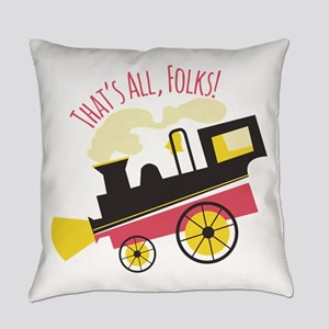 That's All, Folks! Everyday Pillow