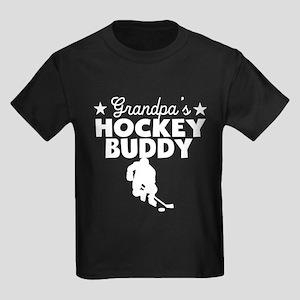Grandpa's Hockey Buddy T-Shirt