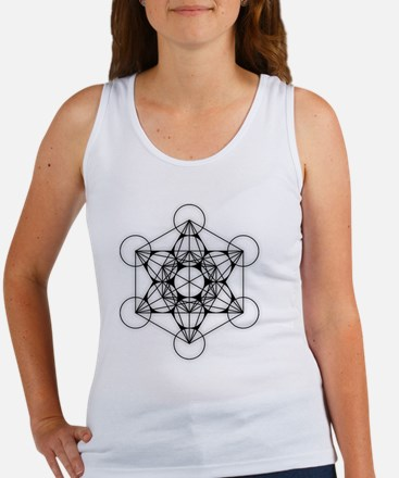 Funny Tron Women's Tank Top